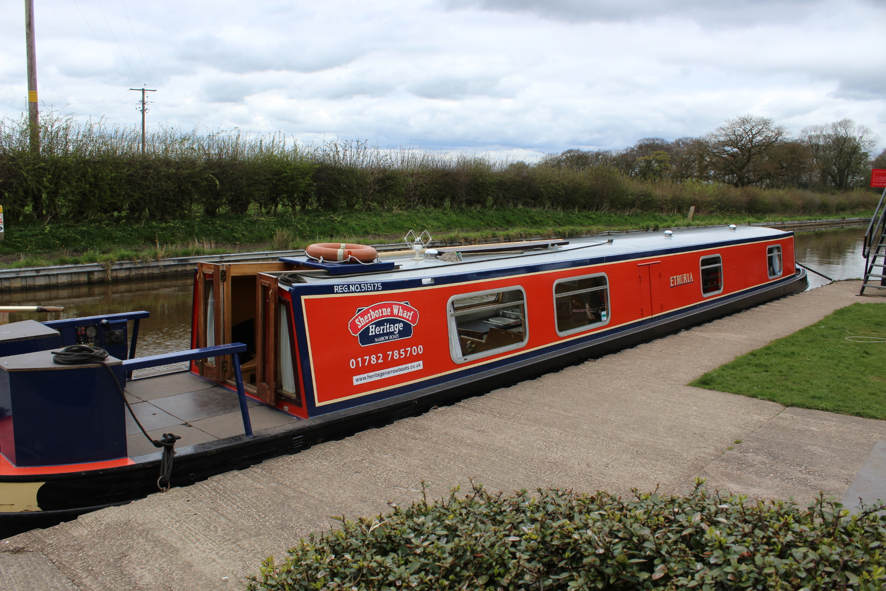 Wedgwood Class 6 Berth Heritage Narrow Boats